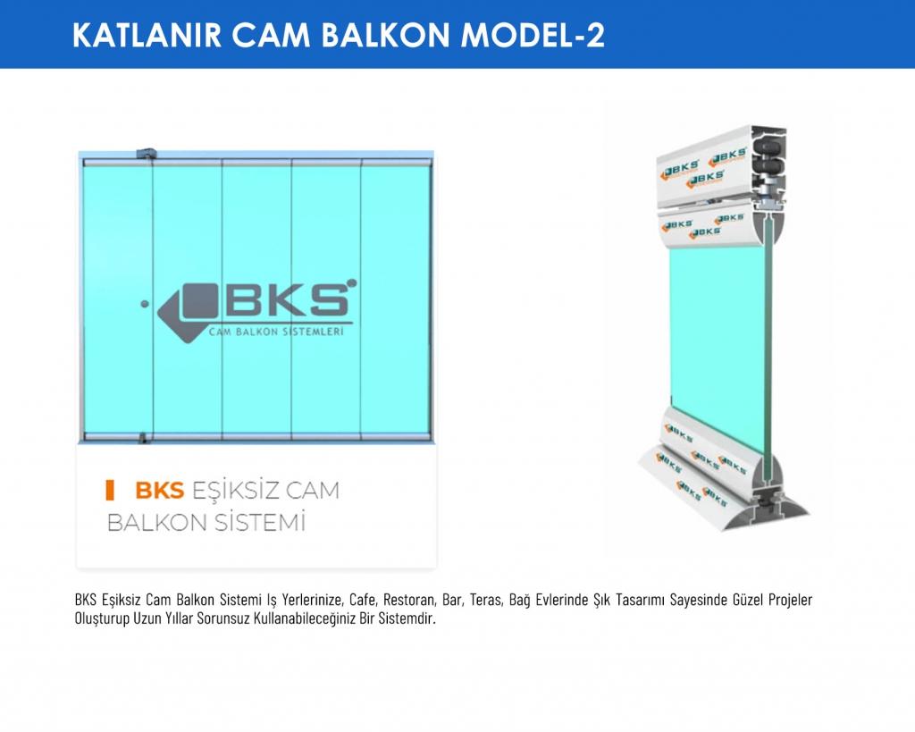 Katlanır Cam Balkon